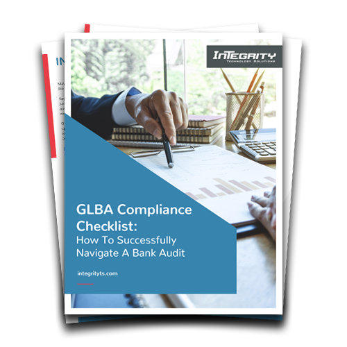 GLBA compliance checklist for your bank's audits